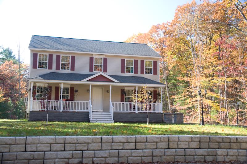 Log Homes – Timber Frame Homes Modular & Kit Homes | Addison